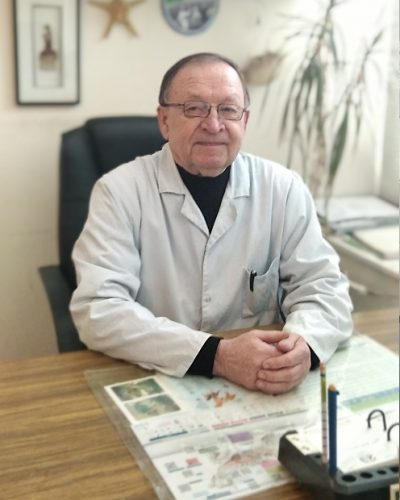 Bronislovas Musteikis - veterinarijos gydytojas